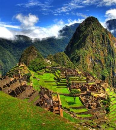 Посрещни изгрева в Мачу Пикчу - Перу