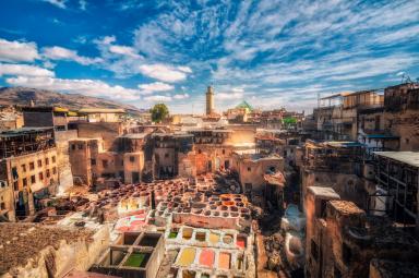 Съкровищата на Испания и Мароко