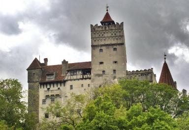 РУМЪНИЯ - Трансилвански замъци